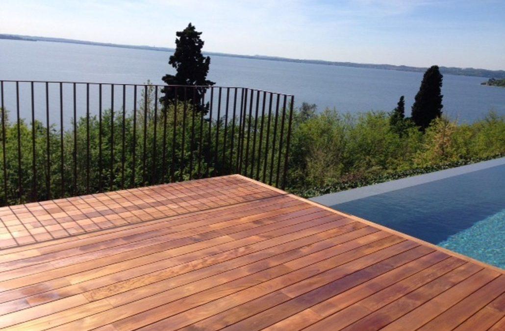 Decking: il pavimento in legno ideale per esterni